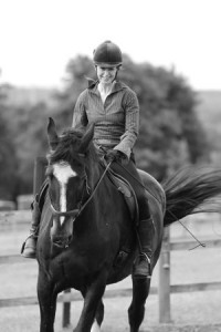 Roz Morris on Horse reduced