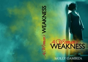 A Womans Weakness Book reduced