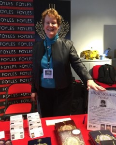 Indie Fair at Foyles 2015 reduced