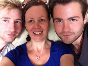 Me with John and Tobias reduced