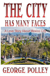 Georeg Polley city has many faces front cover only