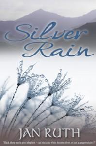 Jan Ruth Silver Rain Cover