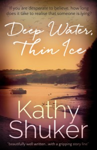 Kathy Shuker Deep Water Thing Ice cover
