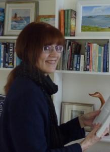 Kathy Shuker (portrait)
