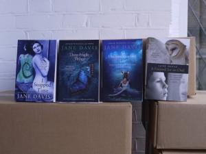 New books! medium