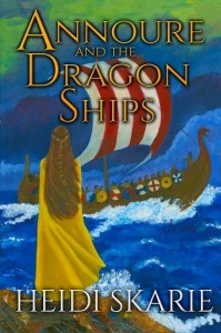 Annoure and the Dragon Ships