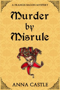 Anna Castle Murder By Misrule Small