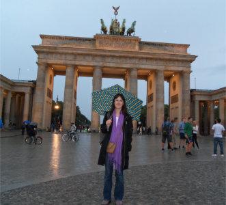 Margarita in Berlin in 2013