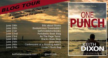 Follow Keith Dixon's Blog Tour