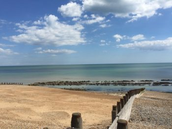 The Chalky Sea, Eastbourne