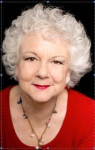 Sylvia Howe, author of The Jacaranda Letters