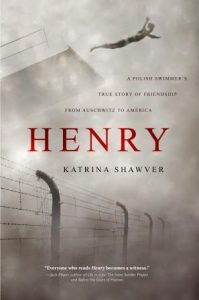 Henry - today on Virtual Book Club