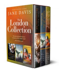 The London Collection: a Box Set of 3 Novels